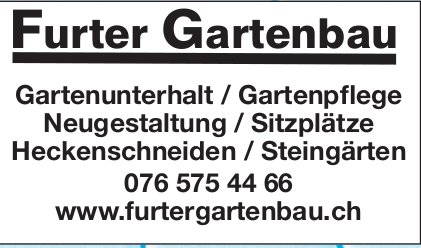 Furter Gartenbau