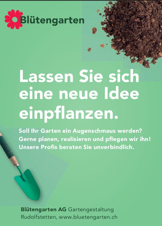 Blütengarten AG Gartengestaltung