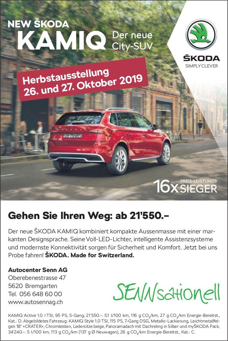 Autocenter Senn AG in Bremgarten