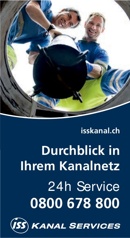 Iss Kanalservices