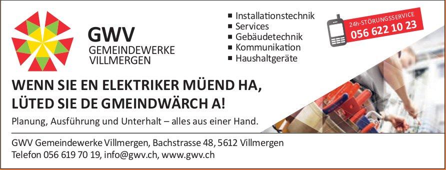 Gemeindewerke Villmergen