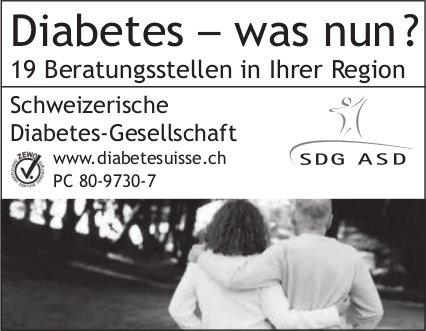 Schweizerische Diabetes-Gesellschaft