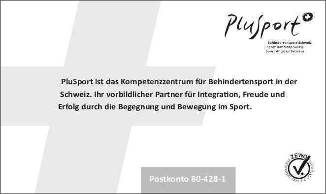 PluSportistdasKompetenzzentrumfürBehindertensport