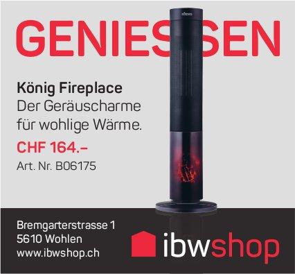 IBW Shop