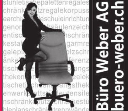 Büro Weber AG