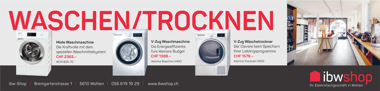 IBW Shop Wohlen