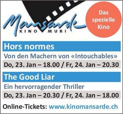 Programm Kino Mansarde