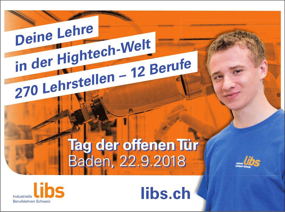 Tag der offenen Tür, 22. September, Libs, Baden